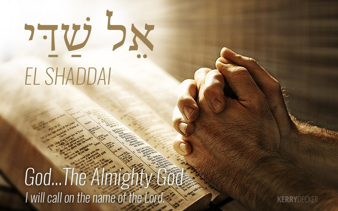 Praying the Names of God – 5