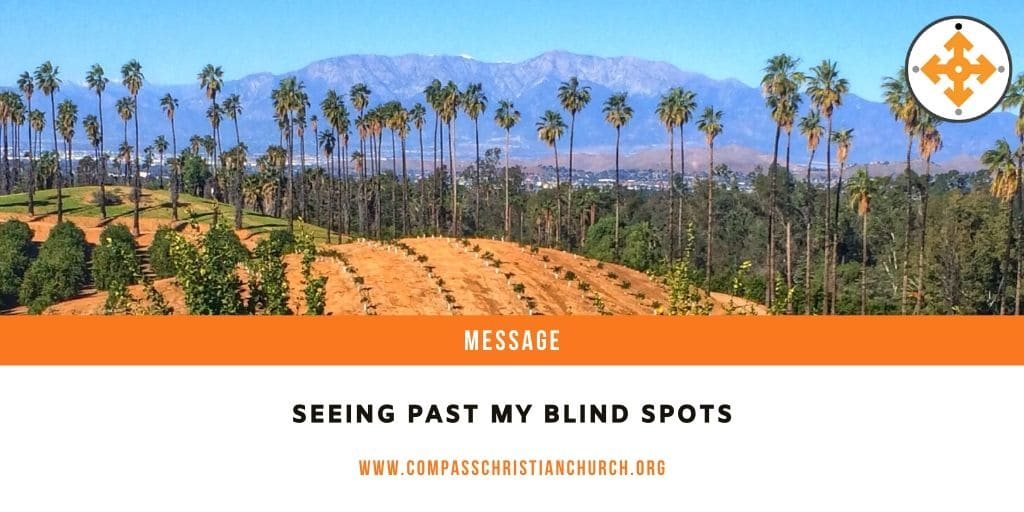 Seeing Past My Blind Spots